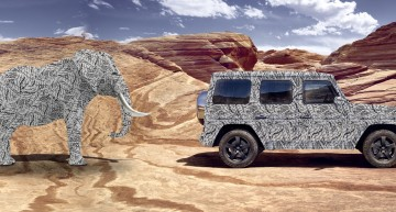 Secrets revealed – Dieter Zetsche says Mercedes wanted to test the new G-Class with no camouflage!