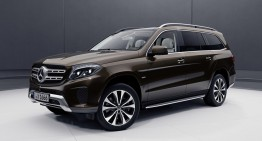 Grand luxury – So this is the Mercedes-Benz GLS Grand Edition