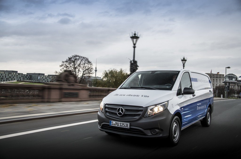 All time record: Mercedes-Benz Vans sold more than 400,000 units for the first time in 2017