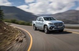 Mamma Mia 2: Mercedes X-Class joins ABBA tribute musical sequel