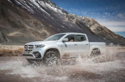Shock: Mercedes kills the X-Class, production ends this May