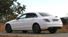 Mercedes-Benz C-Class facelift comes with high-end technology and new engines