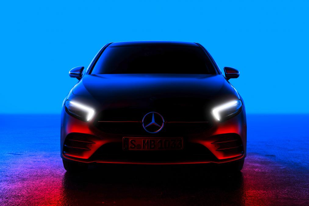 Watch the live premiere of the new Mercedes-Benz A-Class right HERE!