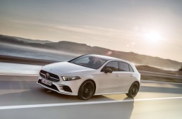 Mercedes compact offensive: Eight new models until 2019