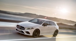 All-new 2018 Mercedes A-Class price starts from 30,231 euro