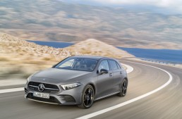 Hotness in motion – First video of the Mercedes-Benz A-Class hot hatch released
