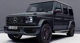Mercedes-AMG G 63 Edition 1 is public danger on wheels