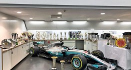 Mercedes-AMG W 09 EQ POWER+ – Hear the car of the next Formula 1 season get fired up