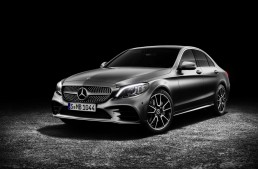 OFFICIAL – The Mercedes-Benz C-Class facelift has arrived