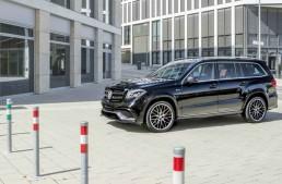 Luxury puzzle – The Mercedes-Benz GLS by HOFELE Design