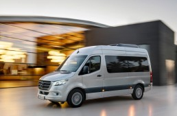 This is the new Mercedes-Benz Sprinter – Practicality and connectivity at its best