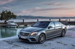 Best of Mercedes-Benz – TOP 5 luxury cars