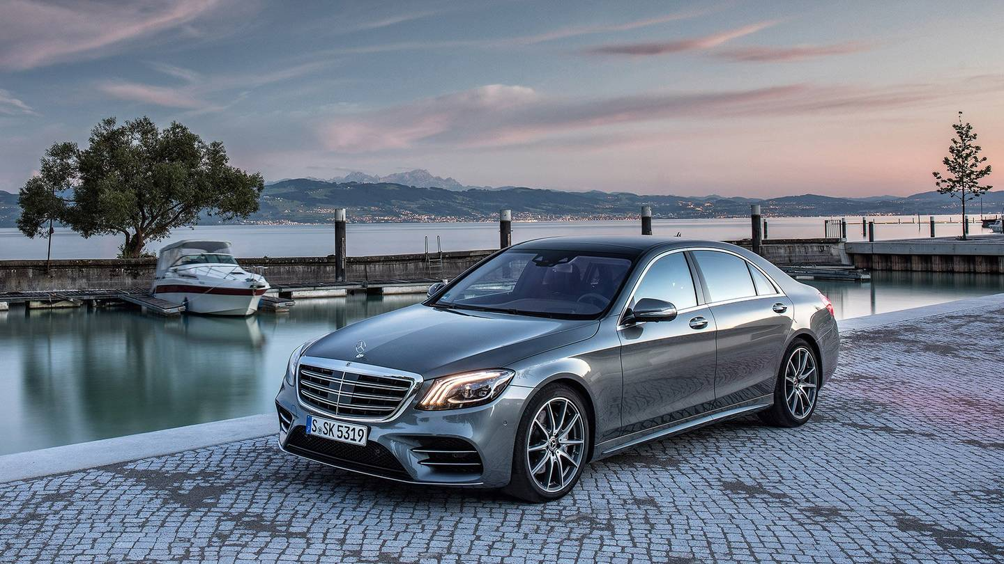 Best Of Mercedes Benz Top 5 Luxury Cars