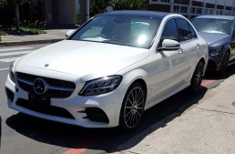 2019 Mercedes-AMG C 43 facelift revealed for the first time