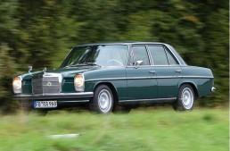BUYING GUIDE: Mercedes /8 Stricht-Acht 200-280 E (W114 / W115)