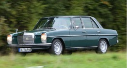 BUYING GUIDE: Mercedes /8 Stricht-Acht 200-280 E (W114 / W115)