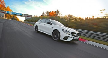 SUPERTEST Mercedes-AMG E 63 S T-Model: The fastest wagon in the world