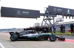 Formula 1 Mercedes-AMG F1 W09 EQ Power+ This is the new Silver Arrow