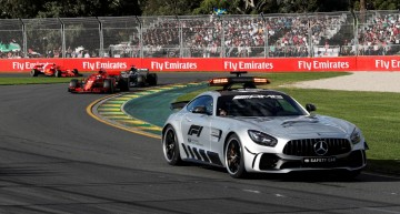 Mercedes gets off on the wrong foot at the Australian Grand Prix