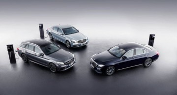 Mercedes-Benz prepares the next-gen PHEVs under the EQ brand