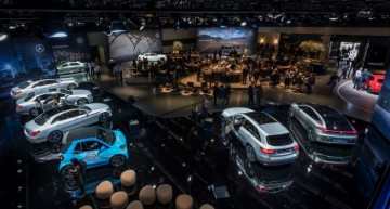 This is what Mercedes-Benz is showing at the 2019 Geneva Motor Show