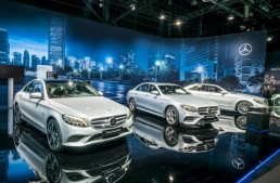 LIVE FROM GENEVA – A Mercedes-Benz car for every need