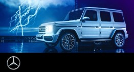 Mercedes-AMG G 63 2018 – Flash of Lightning