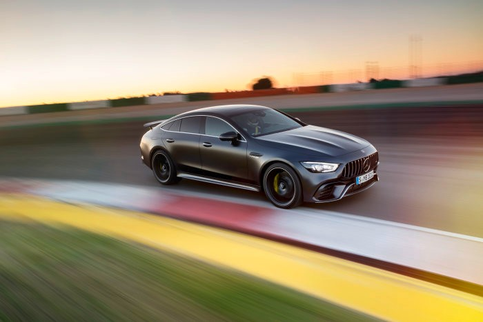 LIVE FROM GENEVA – Panamera, beware! The Mercedes-AMG GT 4-Door Coupé is here!