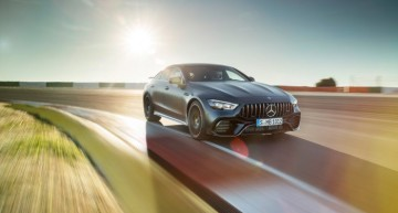 The production of the new Mercedes-AMG GT 4-Door Coupé starts in Sindelfingen