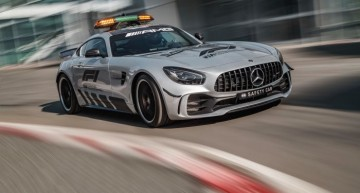 Mercedes-AMG GT R – Formula 1 has just received the most powerful Safety Car ever