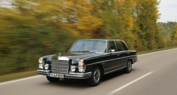 Mercedes-Benz 300 SEL 6.3 – The car that changed the world half a century ago