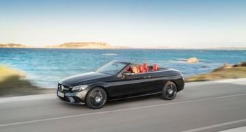 The new C-Class Coupé and Cabriolet come with new technology and new engine power