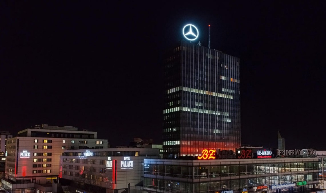 Mercedes overtakes Toyota as most valuable car brand