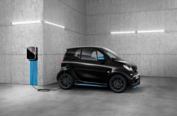 First members of the EQ family: smart nightsky edition revealed in Geneva