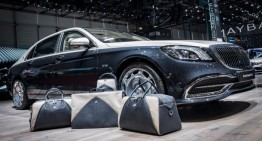 Travel in style – The Mercedes-Maybach Exclusive Collection
