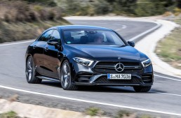 Mercedes-AMG CLS 53 (2018): First-ever AMG hybrid tested by Autobild