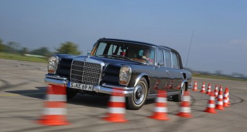 Mercedes-Benz 600 Pullman Landaulet TEST: Only for plutocrats