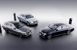 Mercedes will launch C-Class and E-Class Plug-In Hybrid diesel in autumn 2018
