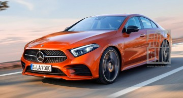 2019 Mercedes CLA II: Everything about the new compact four door coupe