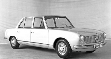 Once upon a time, when Daimler-Benz met Auto Union…
