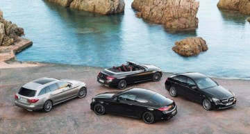 The C-Class family hits dealerships in July