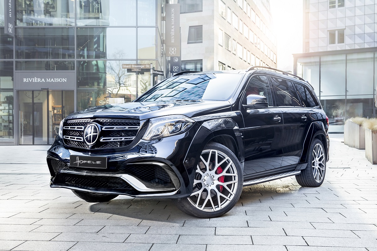 2021 Mercedes-AMG GLS 63 New Spy Photos Available >> Hofele Strikes Again The Mercedes Amg Gls 63 Taken To A