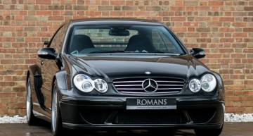 Mercedes CLK DTM AMG for sale at 275,000 pounds