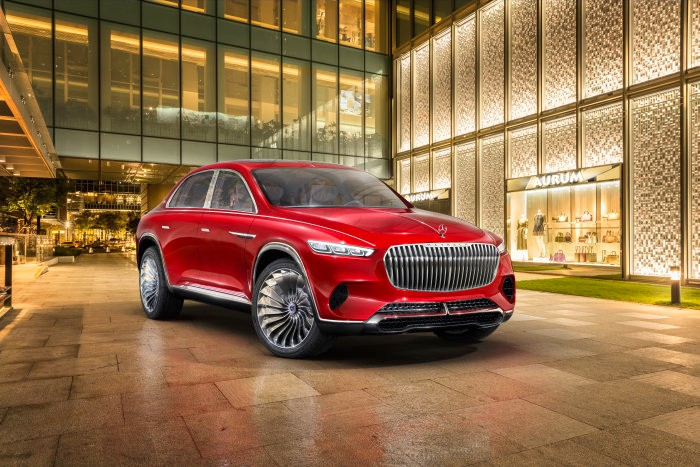 Mercedes-Maybach will build the most expensive car ever made in America