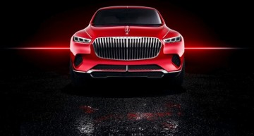 First Mercedes-Maybach SUV coming soon