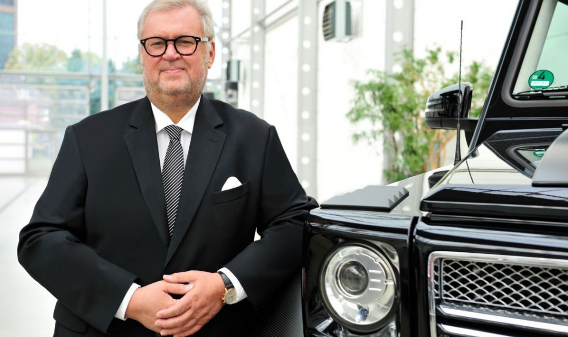 The king of tuning is gone: Founder and CEO of Brabus died
