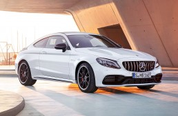 """Next generation Mercedes-AMG C 63 will get all-wheel drive and """"Drift Mode"""""""