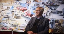 Interview Jochen Neerpasch, the creator of Mercedes Junior team