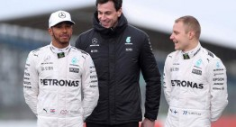 Hamilton and Bottas, beware! Mercedes-AMG has got a new driver: boss Toto Wolff