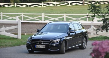 Mercedes C-Class endurance test: 100,000 km with the C 250 d T-Model